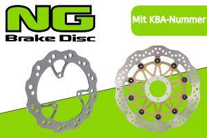 NG Brake Disc Bremsscheiben