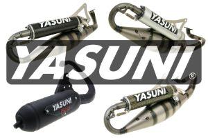 Yasuni Auspuff