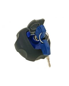 Tankdeckel abschließbar für Hyosung RT, RX 125, Puch Condor