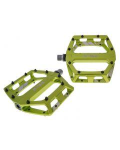 n8tive Flat Pedal XC 99x100mm - grün