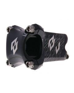 n8tive Enduro Vorbau kaltgeschmiedet 31,8mm Ext 50mm, Angle 0° - 1st Edition - schwarz