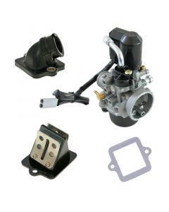 17,5mm Vergaser Kit 2 - Piaggio 2-Takt Motor