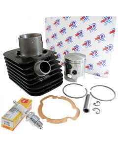 Zylinderkit 63ccm DR Evolution 10mm Kolbenbolzen für Piaggio Vespa Bravo, Ciao, Grillo, Si