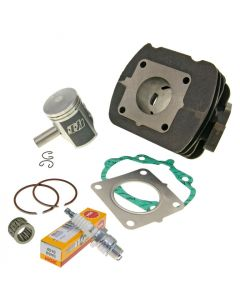Zylinder Kit 50ccm NARAKU + Zündkerze NGK B6HS + Nadellager Honda AC