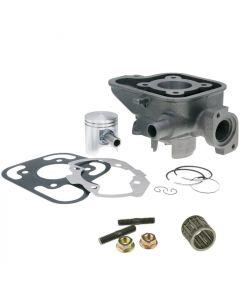 Zylinder Kit 50ccm 101_OCTANE Peugeot liegend LC Ludix Blaster, Jetforce bis 2012