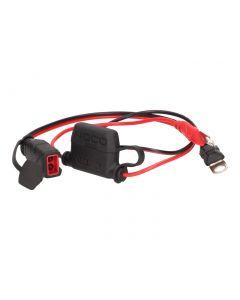 Batterie Anschlusskabel mit Ösen für NOCO Ladegeräte