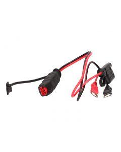 Batteriepol Anschlussklemmen NOCO 12V mit LED Anzeige