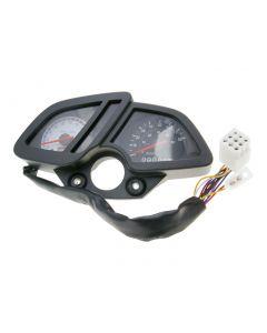 Tachometer OEM für Derbi Senda SM 50 X-Treme (mit Drehzahlmesser)