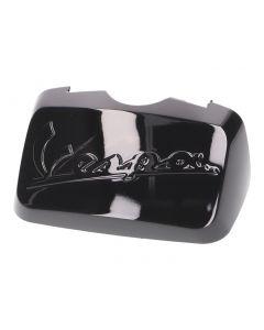 Abdeckung Haltebügel OEM schwarz für Vespa GTS 125, 300 i.e. Super Euro4
