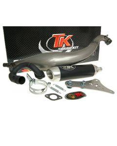 Auspuff Turbo Kit Quad / ATV 2T für Adly 50ccm