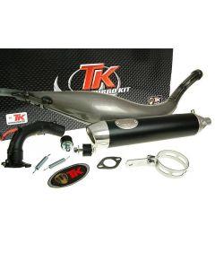 Auspuff Turbo Kit Quad / ATV 2T für Kymco MXU 50