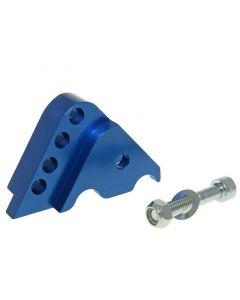 H/öherlegungssatz CNC 2-Loch blau