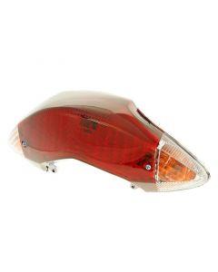 Rücklicht rot / weiß für MBK Mach-G, Yamha Jog 50 RR